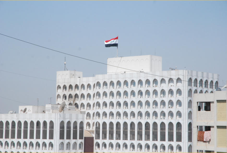 In the end, it is about a unified Iraq under one flag.  This is what I see as a solution for the war ravaged nation.